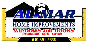 Al-Mar Home Improvements-Windows, Siding, Doors, Chatham-Kent ONtario